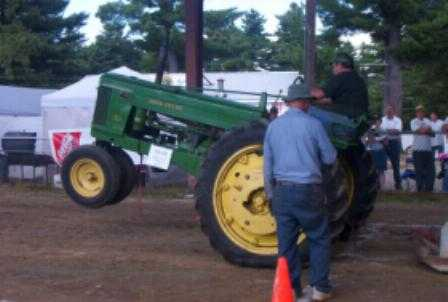 The Tractor Pull
